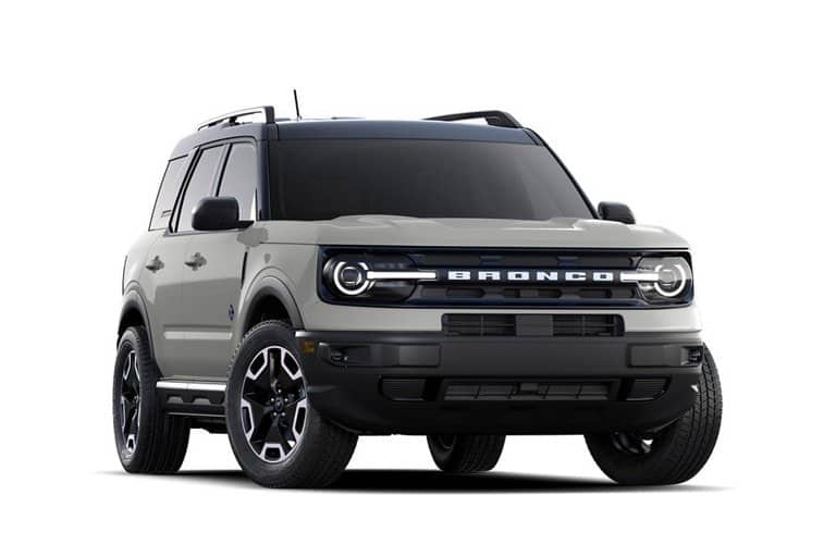 2021 Bronco Sport Outer Banks